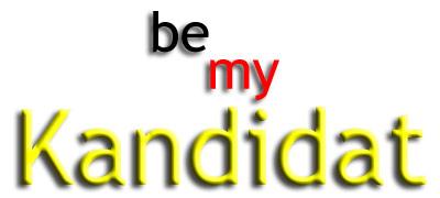 be my Kandidat
