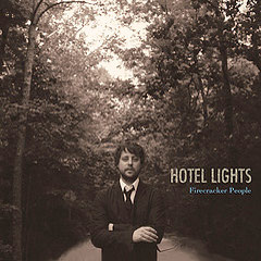 Hotel Lights - Firecracker People (Album cover)