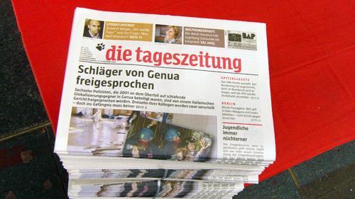 taz - die tageszeitung