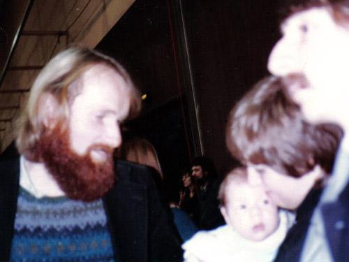 Lukas Beckmann, Lukas Heinser, Mama und Papa Heinser (v.l.n.r.)