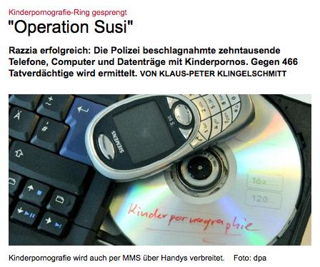 Stillleben mit Laptop, Handy und CD-Rohling (Künstler unbekannt)