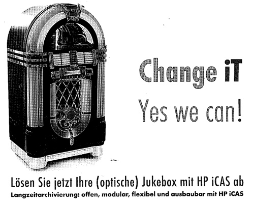 Change iT - Yes we can!