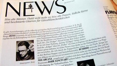 """Der neue """"Musikexpress"""""""
