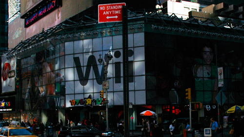 Toys R Us am Times Square in New York