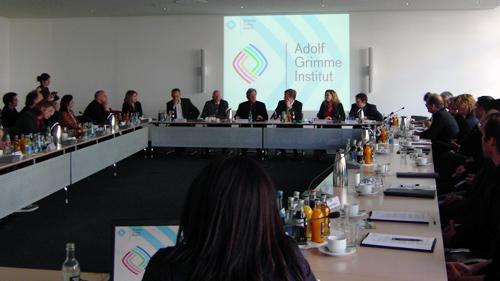 Bekanntgabe der Nominierten für den Grimme Online Award 2009