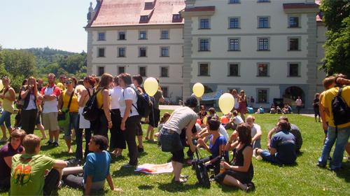Bildungsstreik in Weingarten