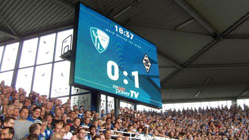 VfL Bochum -  Borussia Mönchengladbach 0:1