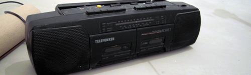 Radio-Symbolbild