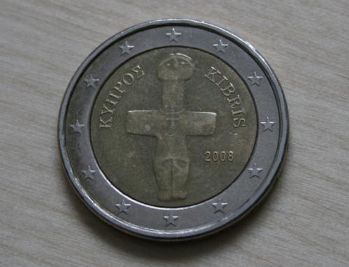 """2-Euro-Münze mit Motiv """"Idol von Pornos"""""""