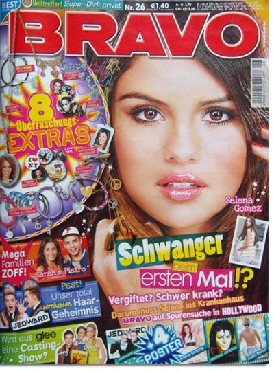 Selena Gomez: Schwanger beim ersten Mal!? Vergiftet? Schwer krank?