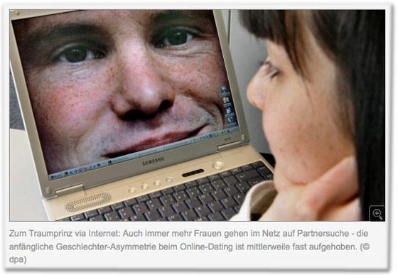 Partnersuche deutsche frauen
