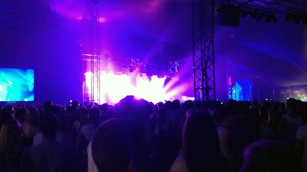 Cro live in Bochum