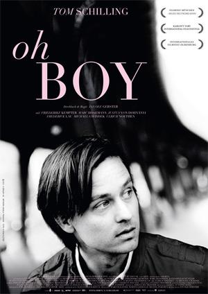Oh Boy (Offizielles Filmplakat)