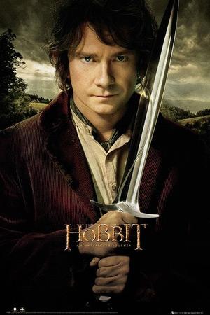 Der Hobbit (Offizielles Filmplakat)