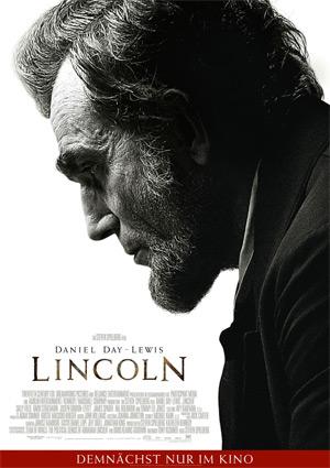 Lincoln (Offizielles Filmplakat)
