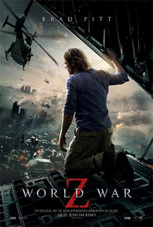 World War Z (Offizielles Filmplakat)