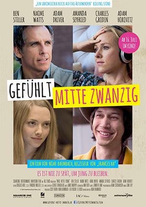 Gefühlt Mitte Zwanzig (Offizielles Filmplakat)