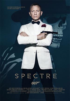 Spectre (Offizielles Filmplakat)