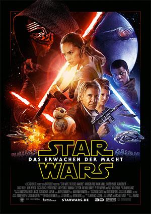 Star Wars — Das Erwachen der Macht (Offizielles Filmplakat)