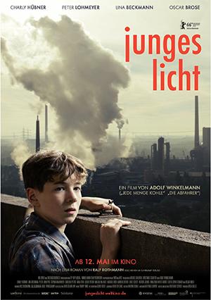Junges Licht (Offizielles Filmplakat)
