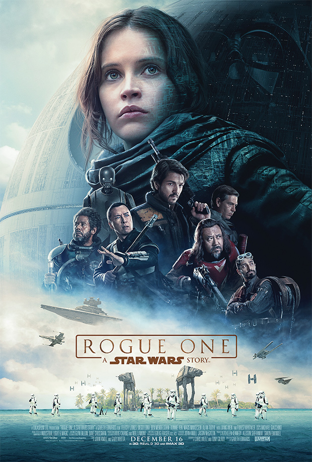 Rogue One — A Star Wars Story (Offizielles Filmplakat)