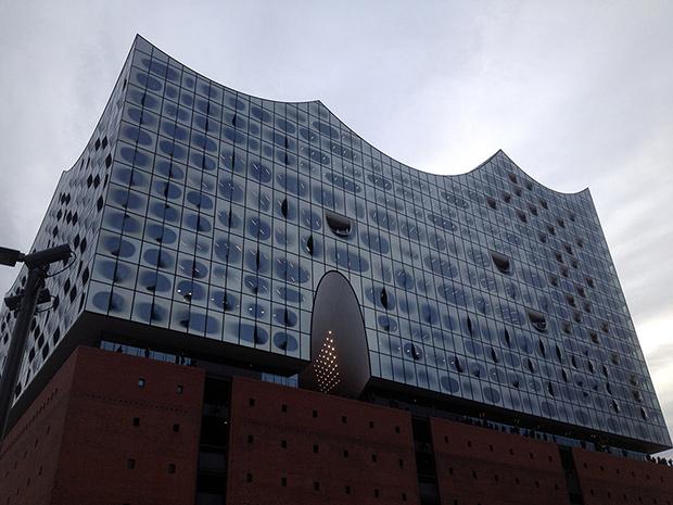 Elbphilharmonie Hamburg (Foto: Lukas Heinser)
