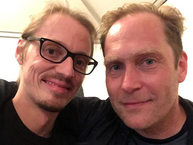 Thees Uhlmann und Lukas Heinser, 2019