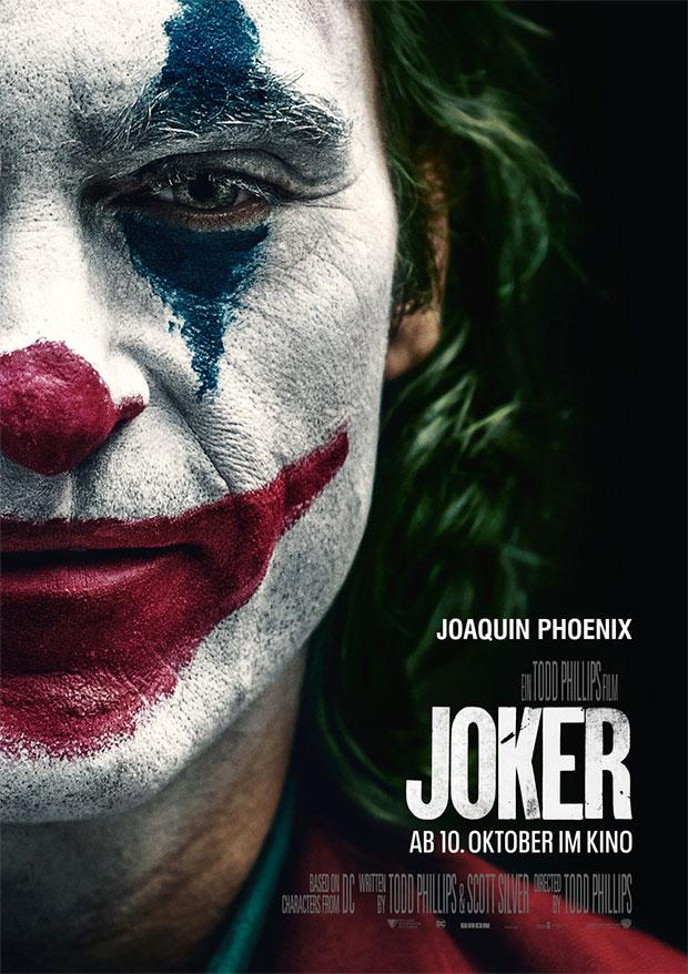 Joker (Offizielles Filmplakat)